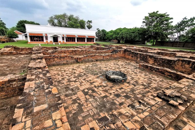 Portuguese Settlement in Ayutthaya